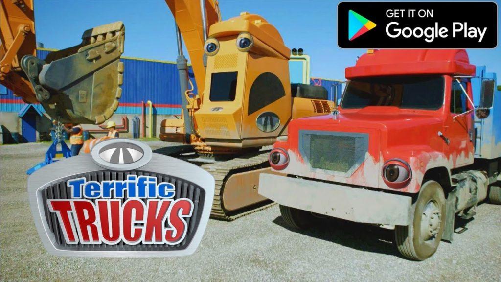 Teriffic Trucks